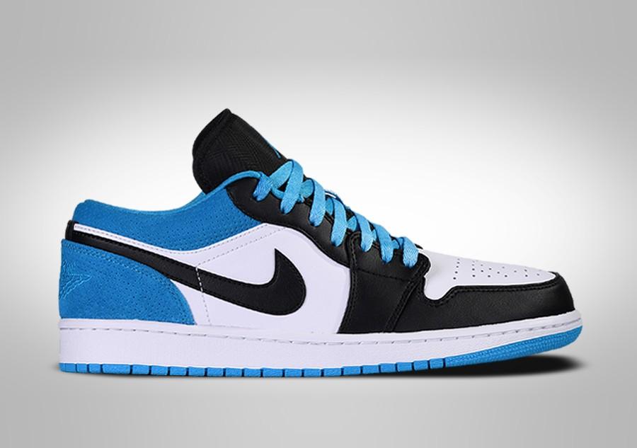 Nike Air Jordan 1 Retro Low Se Black Laser Blue Price 122 50