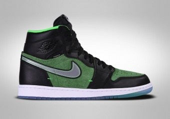NIKE AIR JORDAN 1 RETRO HIGH ZOOM RAGE GREEN