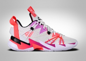 NIKE AIR JORDAN WHY NOT ZER0.3 SE FLASH CRIMSON R. WESTBROOK