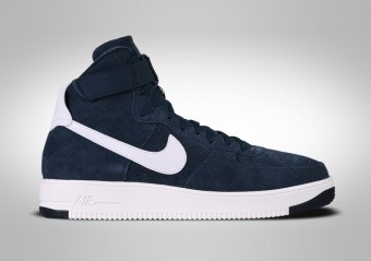 NIKE AIR FORCE 1 ULTRAFORCE HIGH ARMORY NAVY