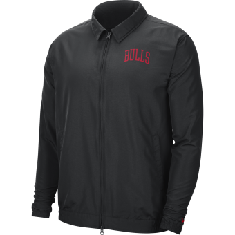NIKE NBA CHICAGO BULLS ESSENTIAL LIGHTWEIGHT JACKET