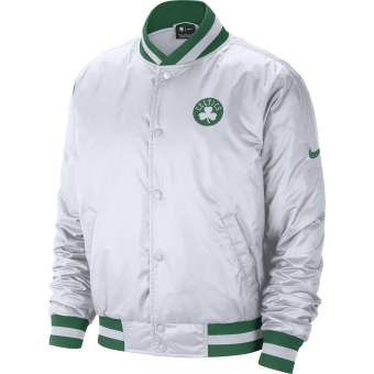 NIKE NBA BOSTON CELTICS CITY EDITION COURTSIDE JACKET