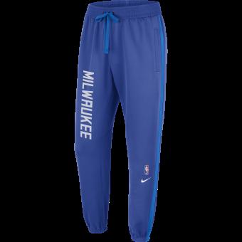 NIKE NBA MILWAUKEE BUCKS SHOWTIME CITY EDITION THERMA FLEX PANTS