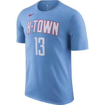 NIKE NBA HOUSTON ROCKETS CITY EDITION TEE