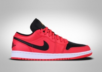NIKE AIR JORDAN 1 RETRO LOW WMNS SIREN RED