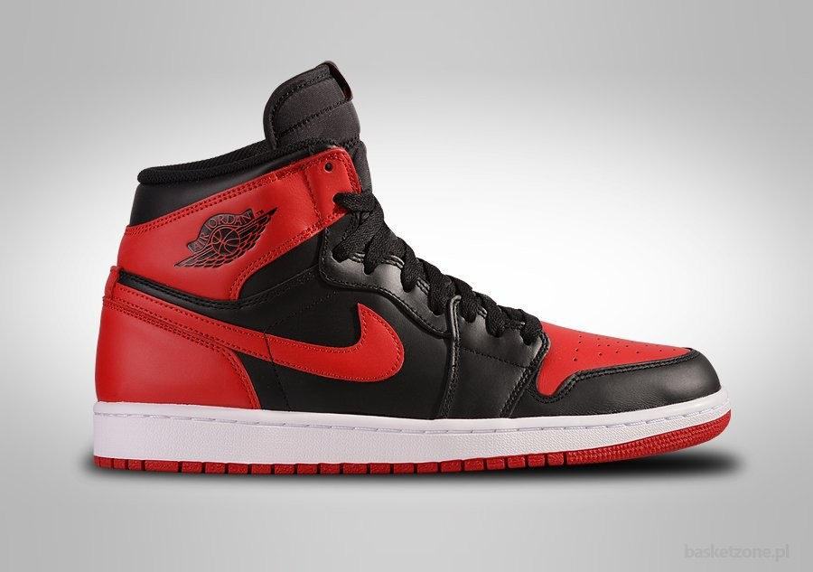 NIKE AIR JORDAN 1 RETRO HIGH OG BRED BANNED