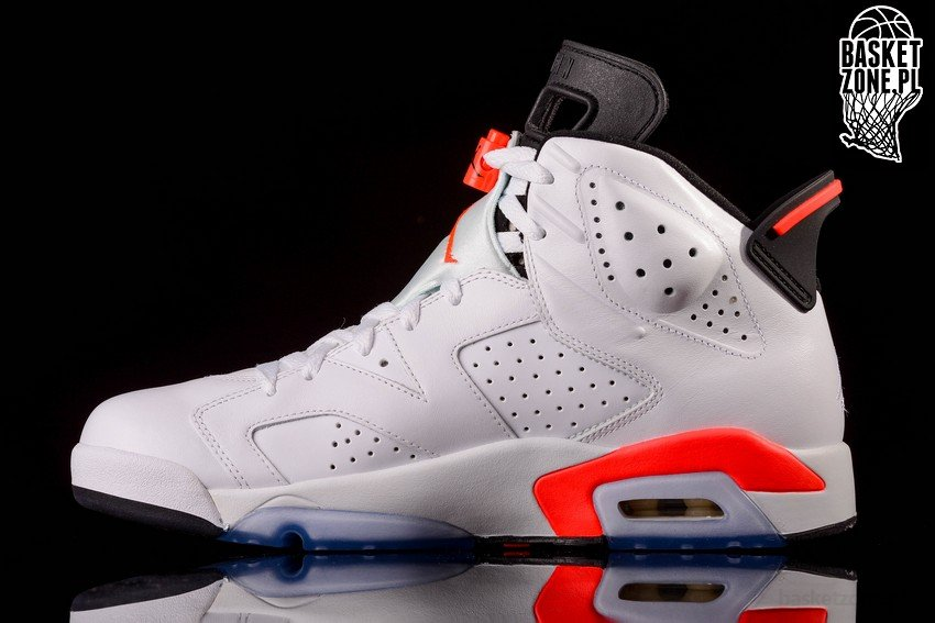 competitive price 7d406 7cd0a cheapest air jordan 6 retro white infrared fbe2f b5af5