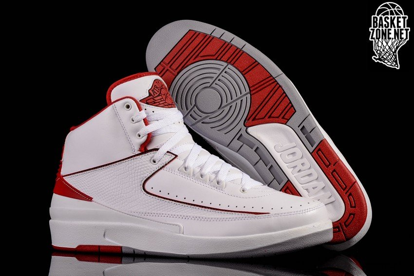 b39afe849f5471 NIKE AIR JORDAN 2 RETRO CHICAGO BULLS HOME price €152.50 ...