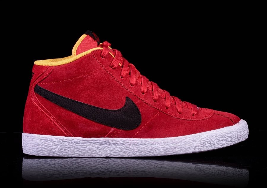 NIKE BRUIN MID BLOODY RED