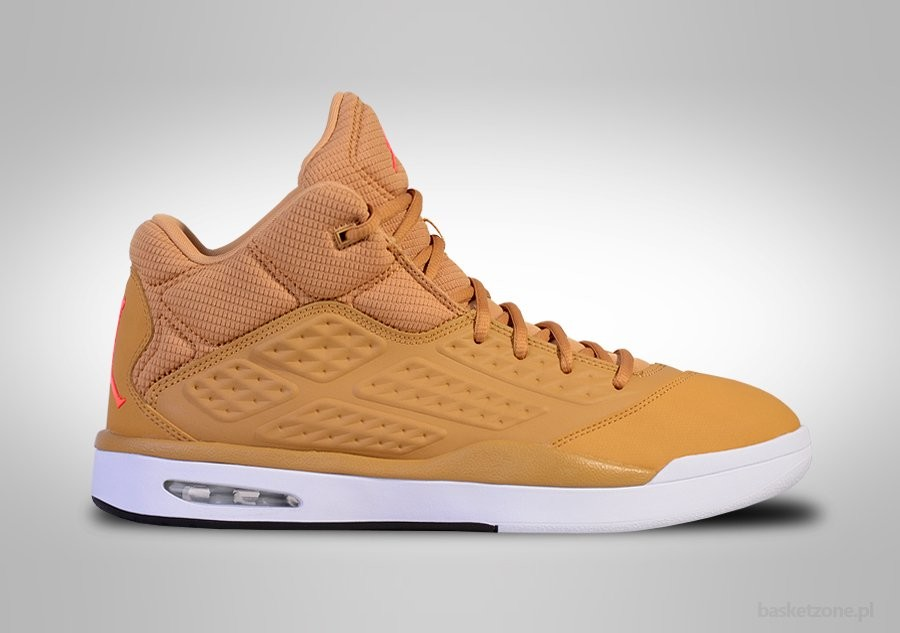 602343f51085 NIKE AIR JORDAN NEW SCHOOL LIGHT BROWN price €112.50